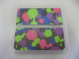 New Nintendo 3DS Cover Plates - Splatoon