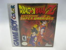 Dragonball Z - Legendary Super Warriors (USA, Sealed)