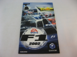 F1 2002 *Manual* (HOL)