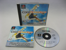 Cool Boarders 4 - Platinum - (PAL)