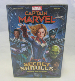 Captain Marvel Secret Skrulls | Card Game (New)