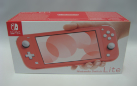Nintendo Switch Lite - Coral (New)