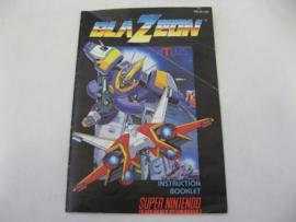 Blazeon *Manual* (USA)