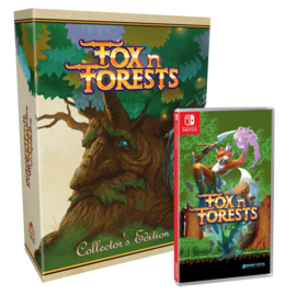 Fox N Forests Collector's Edition (Switch, NEW)
