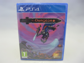 Bit Dungeon + (PS4, NEW)