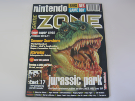 Nintendo Game Zone Magazine #10 - August '93
