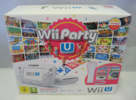 Wii Party U Basic Pack 8GB (Boxed)