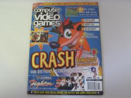 Computer & Video Games #180 - Nov '96