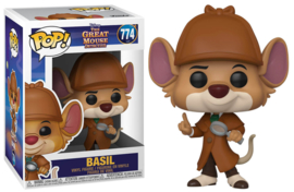 POP! Basil - The Great Mouse Detective (New)