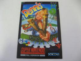 Dennis *Manual* (UKV)