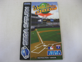 World Series Baseball *Manual*