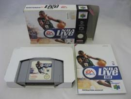 NBA Live 99 (EUR, CIB)