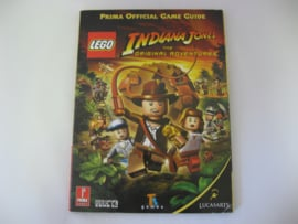 Lego Indiana Jones - Official Game Guide (Prima)