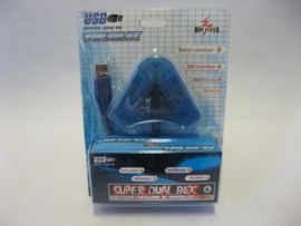 Super Dual Box - PS2 > Controller Adapter > PC (New)
