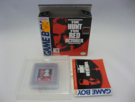 Hunt for Red October (USA, CIB)