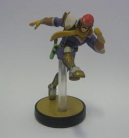Amiibo Figure - Captain Falcon - Super Smash Bros.