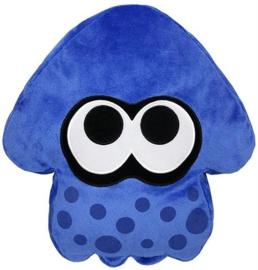 Splatoon Plush Pillow - Inkling Squid Blue (New)