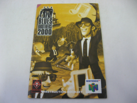 Blues Brothers 2000 *Manual* (EUR)