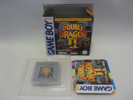 Double Dragon II (FAH, CIB)
