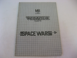 Space Wars *Manual* (Vectrex)