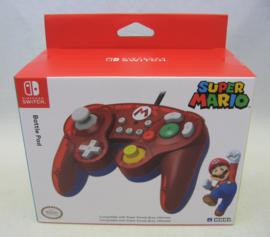 Nintendo Switch Battle Pad: Mario - Super Smash Bros Ultimate (New)