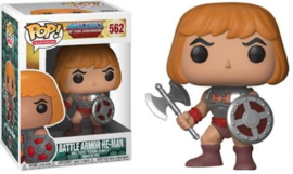 POP! Battle Armor He-Man - Masters of the Universe (New)