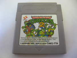 Teenage Mutant Ninja Turtles 2 (JAP)