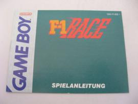 F1 Race *Manual* (NOE)