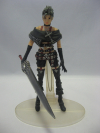 Final Fantasy X-2 Play Arts Action Figure 'Paine'