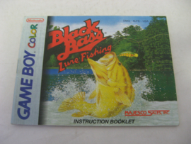 Black Bass Lure Fishing *Manual* (USA)