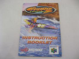 Hydro Thunder *Manual* (EUU)