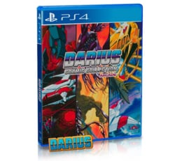 Darius Cozmic Collection Arcade (PS4, NEW)