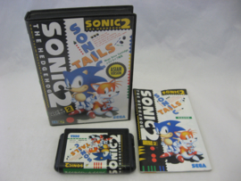 Sonic the Hedgehog 2 (JAP, CIB)