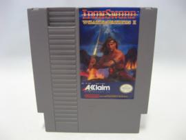 Iron Sword - Wizards & Warriors II (USA)