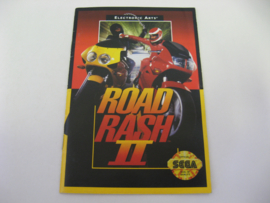 Road Rash II *Manual* (GEN)