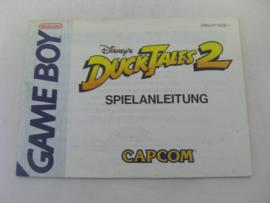 Duck Tales 2 *Manual* (NOE)