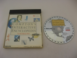 Compton's Interactive Encyclopedia (CD-I)