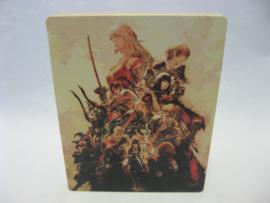 Final Fantasy XIV Stormblood Steelbook - PS4