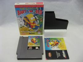 The Simpsons: Bart vs The World (FRA, CIB)