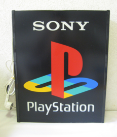 Original PlayStation Light - Retail Store Display Sign
