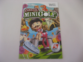 Carnival Games Minigolf *Manual* (HOL)