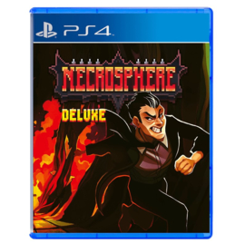 Necrosphere Deluxe (PS4, NEW)
