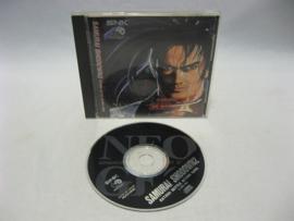 Samurai Shodown 2 (NeoGeo CD, USA)