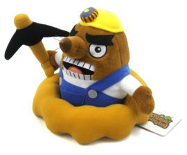 Animal Crossing: Resetti 7 inch Plush (New)