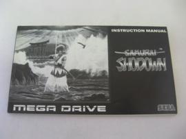 Samurai Shodown *Manual*