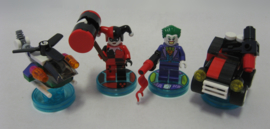 Lego Dimensions - Team Pack - DC Comics