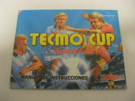 Tecmo Cup Football Game *Manual* (ESP/ESP)