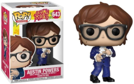 POP! Austin Powers - Austin Powers (New)