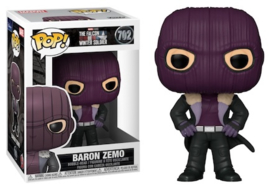 POP! Baron Zemo - The Falcon and the Winter Soldier (New)