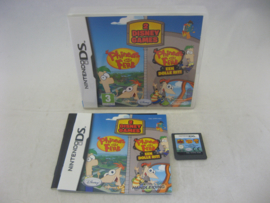 2 Disney Games - Phineas and Ferb + Phineas and Ferb - Een Dolle Rit! (HOL)